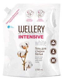 WELLERY INTENSIVE White, 1,7 л