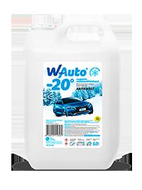 Жидкость для стеклоомывателя Winter-Auto